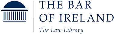 Law Library brand logo