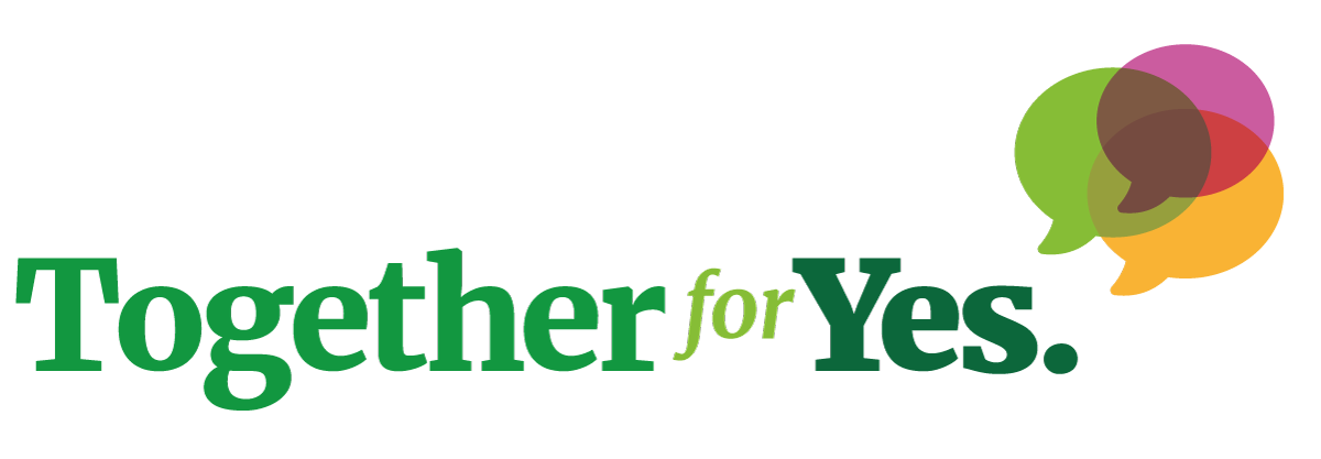 Together for Yes Logo