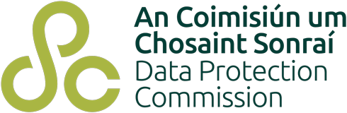 The Data Protection Commission Logo